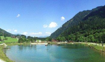swimming lake - Winklersee/Rohrsee
