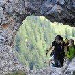 Drei-Schwestern steep track