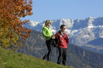 Hiking within the Eisacktal