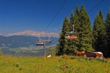Summer lift operation