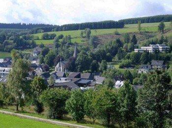View over Grönebach