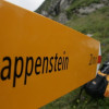 The trail around Rappenstein is recommended for advanced hikers.