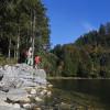 Taubensee lake