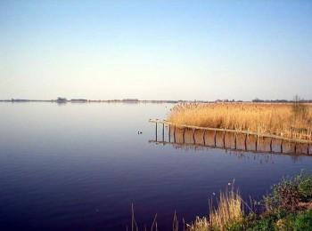 Großes Meer - largest inland lake in Lower Saxony.