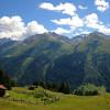 View on Arlberg