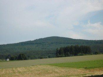 Northern view of Stückstein mountain