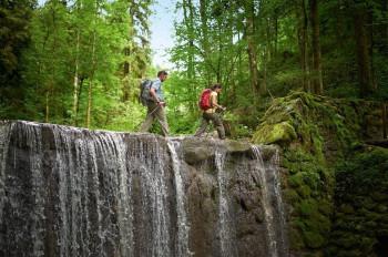 Explore the waters of the Allgäu.