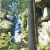 Waterfall near Blauenthal