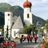 Etappenziel in St. Anton