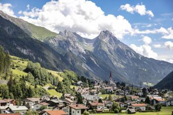 Start von Pettneu am Arlberg