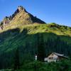 Am Ziel angelangt - die Konstanzer Hütte