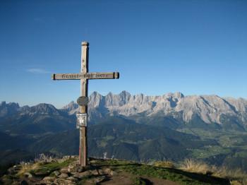 Gipfelkreuz Gasselhöh