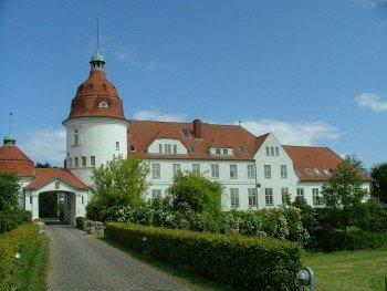 Das Schloss Nordborg