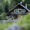 Die Gafadurahütte bietet die Möglichkeit zur Rast auf der langen Strecke.