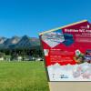 Auf 16 Stationen und 15 km erfahren Biathlonfans auch im Sommer alles über den Sport.