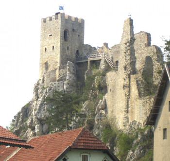 Burgruine Weißenstein