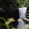 Die Wasserfälle am Lechweg.