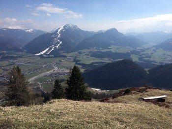 Die Dreitageswanderung in Tirol führt durch das Kaisergebirge.