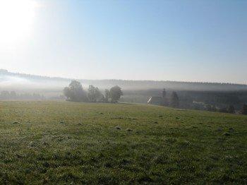 Blick auf Rübenau