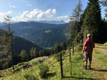 Abstieg Richtung Neuberg