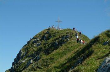 Gipfelwanderung Benzeck