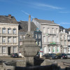 Der Place St. Remacle in Stavelot