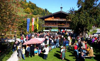 Bergbauernmuseum zBach Wildschönau
