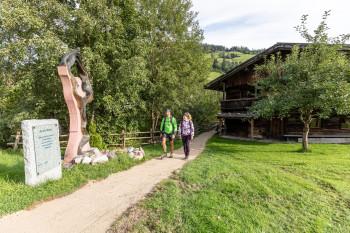 Wanderung am Franziskusweg Wildschönau