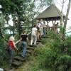 Der Aussichtspunkt Elsbethhütte
