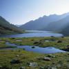 Die Gilgachseen sind ein tolles Fotomotiv.
