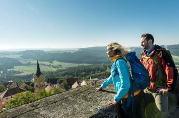 Der Goldsteig ist der längste Qualitätswanderweg Deutschlands und gehört zu den Top Trails of Germany.