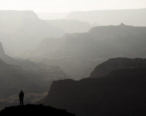 Unterwegs im Grand Canyon