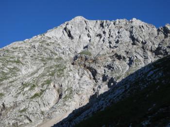 Gipfel Bettelwurf