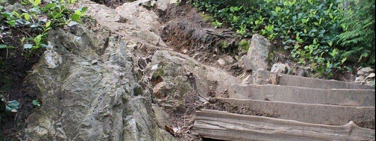 Der Grouse Grind Trail