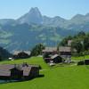 Aussicht von Turbach in Richtung Gstaad