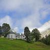 ehemalige Einsiedelei - heute Ausflugsgasthaus St. Magdalena im Halltal
