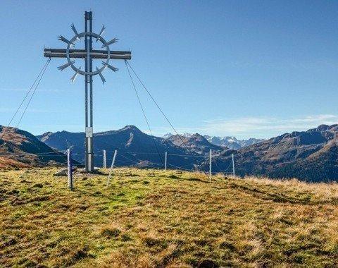 Der Lodron-Gipfel