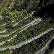 Über die Silvretta Straße gelangst du zu deinem Ausgangspunkt