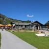 Startpunkt: die Gamskogelhütte