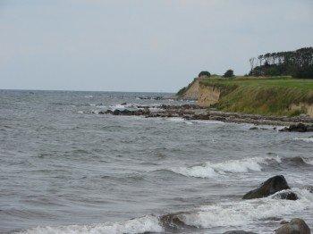 Der Lagunenweg verläuft meist entlang der Küste