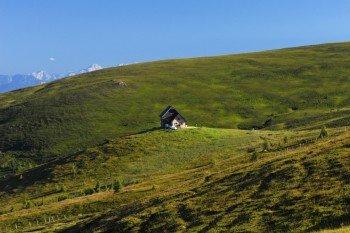 Saualpe - Wolfsberger Hütte