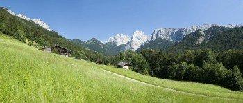 Das Naturschutzgebiet Kaisertal ist eines der beliebtesten Wandergebiete in Tirol.