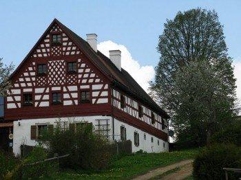 Stiftlandhaus auf dem Nurtschweg