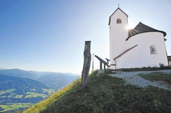Wallfahrtskirche auf der Hohe Salve
