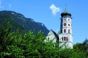 Vor oder nach der Tour lohnt sich die Besichtigung der St. Laurentiuskirche