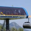 Mit der Gamskogelbahn fährst du den Berg hinauf.