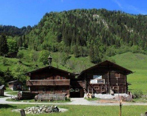 Das Talmuseum der kleinen Ortschaft See