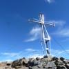 Gipfelkreuz Seebodenspitze