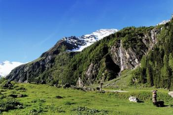 Im Habachtal erwartet dich unberührte Natur.