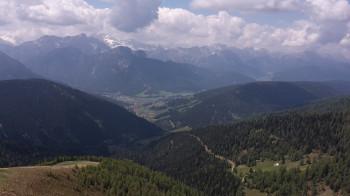 Ein tollen Ausblick hast du von der Bonnerhütte.